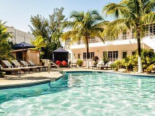 Miami Beach Escapade!  One Bedroom Apartment Suite