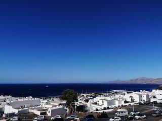 Wonderful sea view apartment in Puerto del Carmen