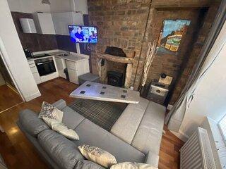 Glasgow Apartment