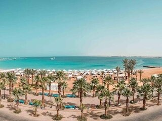 lovely Family 1 bedroom apartment in the amazing sahl hasheesh the Egyptian para