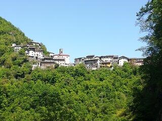 Incino Mountain Home