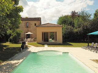 Domme Holidays Home with swimming pool near Sarlat