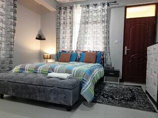 Entire 2 bedrooms cozy apartment in Dar-es-salaam