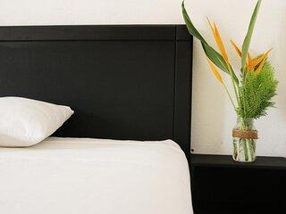 Standard Queen Room two beds