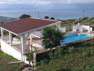 Fantastic villa amazing view