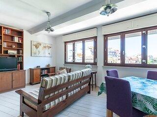 Da Nonno Carlo l'appartamento per le tue vacanze a Nettuno!