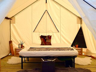 Tentrr Signature Site - Downeast Glamping !