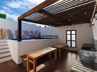 +MS +Casa Josefina +Corazon de Tequis +Alberca Privada