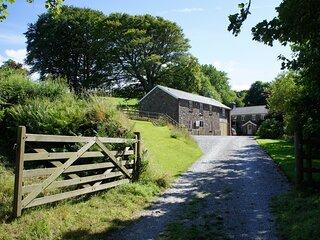 The Hayloft, Oare - Quality accommodation in idyllic rural spot on Exmoor, perfe