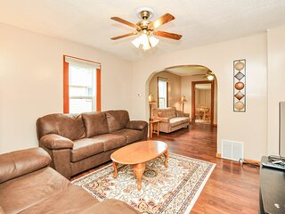 2BR-1 Bath; 1.5 miles from Mayo Clinic//St. Mary's