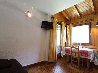 SS0002 Studio pour 3 personnes avec terrasse