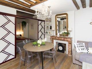 My Nest Inn Panthéon - 31m² - 2' from the Panthéon - Heart of Paris