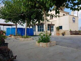 BONITA CASA CON PISCINA PRIVADA EN DELTEBRE (Tarragona) 7 pers.