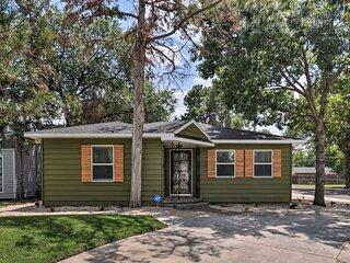 NEW! Stylish Home - Walk to Texas Tech University!