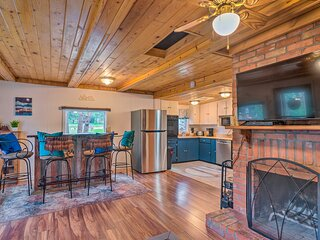 NEW! Rustic A-Frame Hideout Near National Monument
