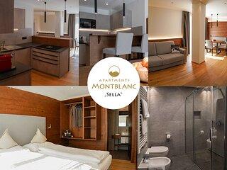 Apartments Montblanc**** Ortisei Val Gardena / St.Ulrich Groden Dolomites
