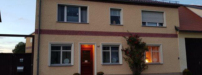 Ferienwohnung Zur Rose - Familie Bongard, vacation rental in Brandenburg City