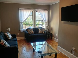 Large 2 Bedroom Condo Above Abolitionist Ale Works w/ Laundry & Balcony #201