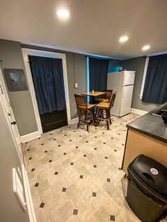 Historic 2 Bed Condo at Abolitionist Ale Works w/ Laundry & Balcony #300