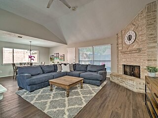 NEW! Spring Home - Community Pool w/ Private Yard!