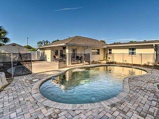 NEW! Bright Bradenton Home w/ Games: 6 Mi to Beach