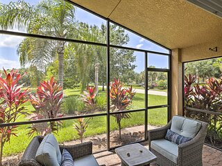NEW! Bright & Airy Fort Myers Home w/ Pool Access!