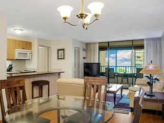 Discovery Bay 2 Bed, 2 Bath Deluxe Ocean View