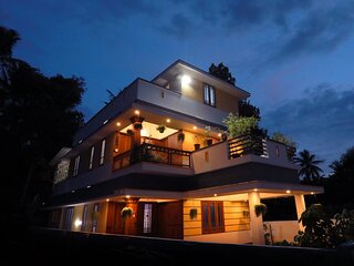 Oyster Marris Homestay in Trivandrum... Feel like your Home...