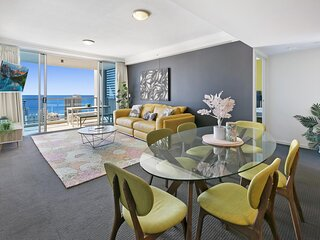 Ocean View Apartment at Chevron Towers by Vaun