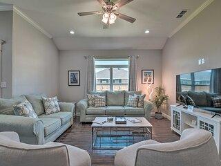 NEW! Brand New Abilene Home w/ Private Fenced Yard