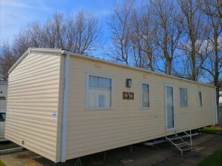 Camber Sands Holiday Park - Camber pad