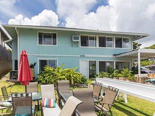Enjoy Ocean Views at Relaxing 3BR Home in Kaneohe!
