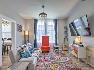 NEW! Chic Tampa Getaway - 3 Miles to Downtown!