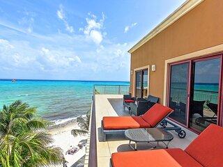 Penthouse Surf 408 - Beachfront Stunning Oceanview - at El Faro condos