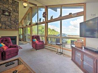 Ski-In Ski-Out Blue Knob Family Home w/ Mtn Views