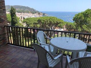 Apartament amb espectaculars vistes al Mediterrani