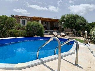 Villa Felice - villa panoramica con grande giardino e piscina privata