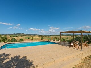 Amazing home in Gavorrano with Outdoor swimming pool, WiFi and 5 Bedrooms (ITG33