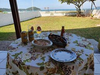 Casa de frente para o mar - Praia Ponta do Papagaio Palhoca SC