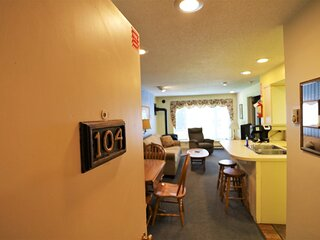 Inns of WV 104, 1bd, Waterville Valley