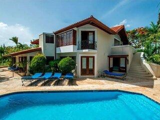 Villa Mariposa at Casa De Campo - Luxury Tropical Paradise