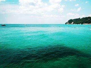 Magical Place: Siviri Beach Artist Suite