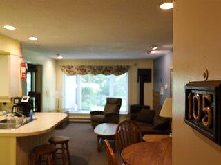Inns of WV 105, 1bd, Waterville Valley