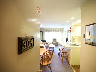 Inns of WV 304, 1bd, Waterville Valley