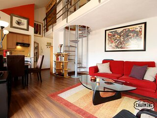 Charming Oasis in the Centre of Madrid - Fantastica Terraza