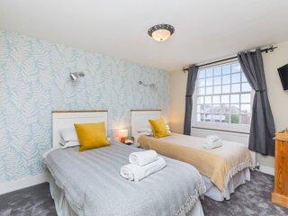 Morleys Rooms - Lovely rooms in Hurstpierpoint - Twin Room