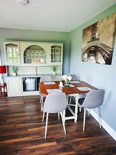 Modern self catering studio in the beautiful peaceful countryside