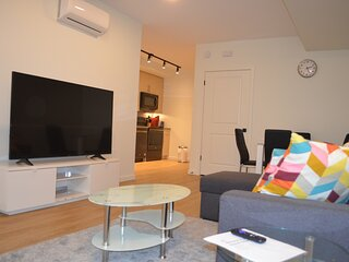 Brand new and exquisitely Furnished 2-bedroom condo apartment