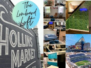 The Lombard Loft