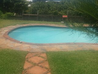 A Charming Home situated in the leafy suburb of Durban North